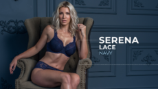 Serena Lace – Navy