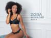 Zora Moulded – Black